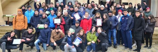 Квест-игра ко «Дню российского студенчества»